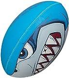 Gilbert Randoms Bite Force Rugby Ball