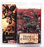 McFarlane's Monsters Series 4, Twisted Fairy Tales, Miss Muffet Figure by T M P Intl