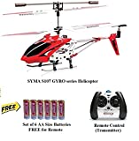 #3: Syma S107 Gyro Series Alloy Metal Remote Control TownHawk 3 Channel Helicopter