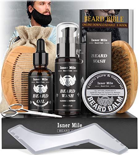 Kit Barba Cuidado Para Hombres