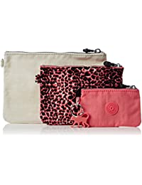 Kipling Iaka Estuche, Multicolor (Fiesta Animal)