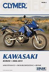 Clymer Kawasaki Klr650 2008-2012 (Clymer Motorcycle Repair) (Clymer Manuals Motorcycle Repair)