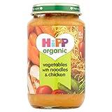 HiPP Bio-Gemüse mit Nudeln & Chicken 220g