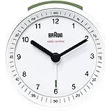 BRAUN BNC007WHWH -  Reloj despertador analógico blanco