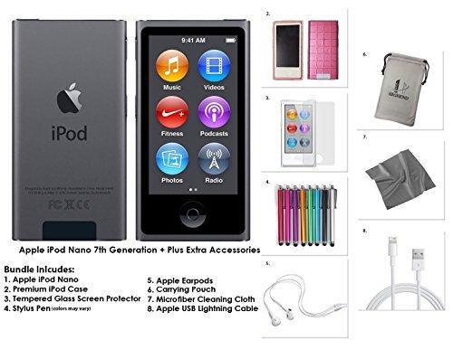 apple-ipod-nano-16-go-gris-accessoires-supplementaires-7eme-generation-nouveau-modele-juillet-2015