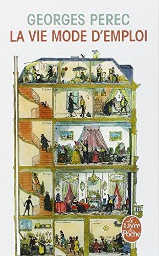 By Georges Perec La Vie Mode D'Emploi (Ldp Litterature) [Mass Market Paperback]