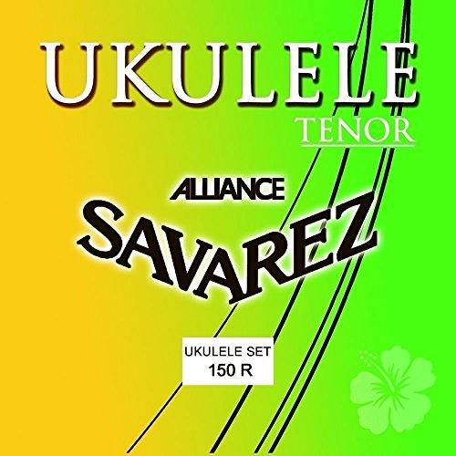 Savarez Saiten für Ukulele Tenor Satz 150R Mensur 430 mm