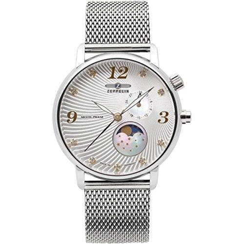 Zeppelin reloj mujer Luna 7637M-1