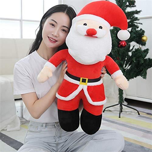 (Gaddrt Weihnachtsplüsch-Puppen-Ausgangsverzierungs-Dekoration spielt Weihnachtsmann-Puppe (A 63cm))