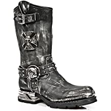 b8771de609 Amazon.es  Botas Cowboy Hombre - New Rock
