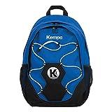 Kempa Unisex-Erwachsene 200490403 Rucksack, Blau (Azul RAL/Neo/Blco), 24x36x45 Centimeters