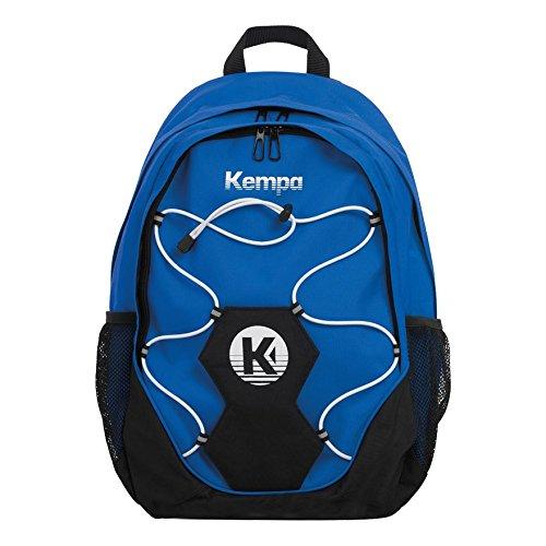 Kempa Unisex-Erwachsene 200490403 Rucksack, Blau (Azul RAL/Neo/Blco), 24x36x45 Centimeters (W x H x L)