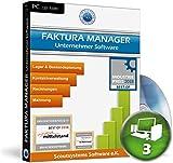 Faktura Manager Rechnungsprogramm Netzwerk Software, Server Client 3 PC