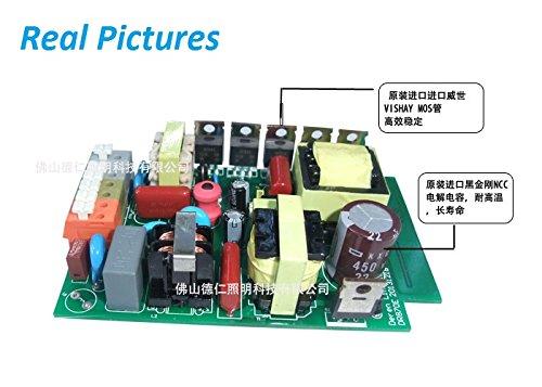 US/EU Standard Hocheffiziente Energiespar 70W breit Spannung 85–265V Elektronische Vorschaltgerät für G12, G8.5Master Colour, RX7s, TT Lampe, Stück 2, dr870e, CE, FCC, RoHS - 3