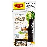 Maggi Ideen vom Wochenmarkt Würz-Paste zum Braten Pak Choi Beef Teriyak (mit traditioneller Soja-Sauce und Blüten-Honig verfeinert, für 3 Portionen) 6er Pack (6 x 87ml)