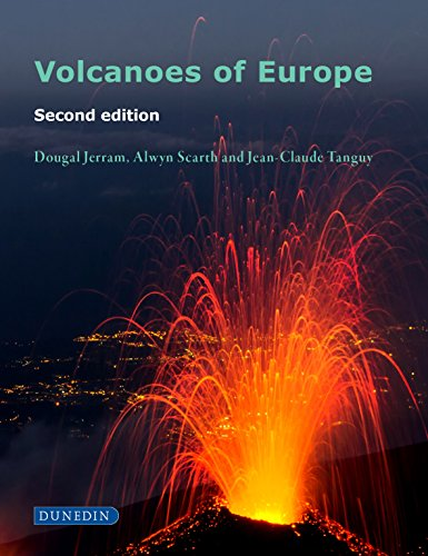 Volcanoes of Europe por Dougal Jerram