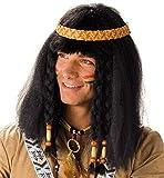 Perücke Indianer Indiana Herren