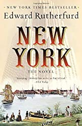New York: The Novel by Edward Rutherfurd (2010-09-21)