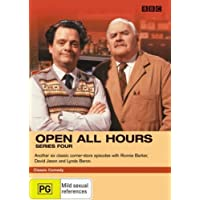 Open All Hours: Series 4 DVD