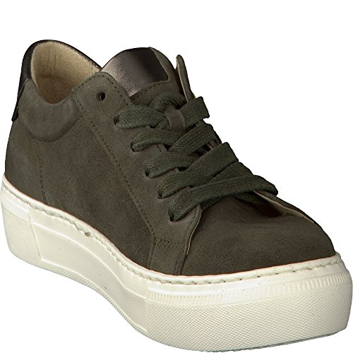Gabor Damen Casual Derbys Kiwi