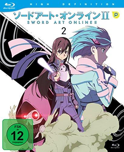 Bild von Sword Art Online - 2.Staffel - Vol. 2 [Blu-ray]