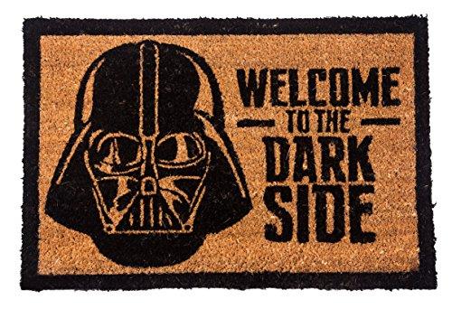 Darth Vader Benvenuti la stuoia di portello del lato oscuro