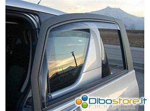 Windabweiser Fiat Iveco Vans Daily \'06> Wetterschutz Farad