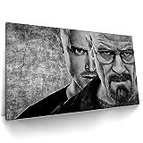 CanvasArts Breaking Bad 12.1001 - Leinwand Bild auf Keilrahmen (100x60 cm, einteilig)