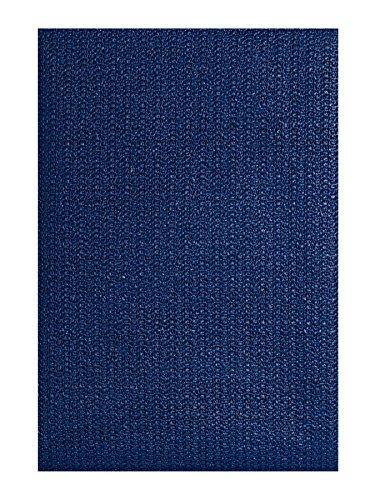 Friedola 04238 Gartentischdecke Capri Blau Rechteckig 160x130cm (F1/15)