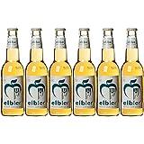 Elbler Ebbe Apfel-Bio-Cider mild (6 x 0.33 l)