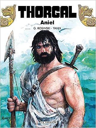 #10: Thorgal - tome 36 - Aniel