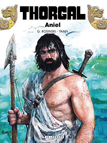 Thorgal - tome 36 - Aniel par Yann