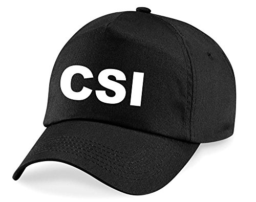 Kostüme Csi (CSI Baseball Kappe)