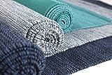 Elephant Yoga - Handgewebte Matte aus biologischer Baumwolle - Ideal für Ashtanga Yoga und andere Yogaarten