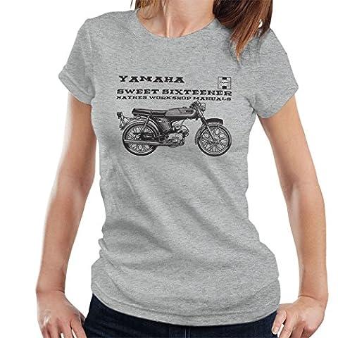 Haynes Owners Workshop Manual Yamaha Sixteener Special Women's
