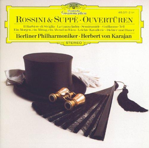 Rossini / Suppé: Overtures
