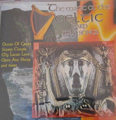 The Magic of the Celtic Harp - Audio CD - Folk Songs from Ireland and the Islands - Clair Hamilton and Kate Northrop an der Harfe, zum Abheben und Träumen schöneltischer Harfenmusik, entstanden aus Old Irish Folk... Und Margie Butler gehört zu den besten Harfinistinnen der Welt, diese Klänge verzaubern und lassen träumen -