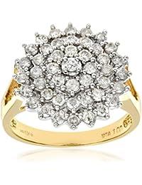 Revoni - 18 Karat Gelbgold Diamantring