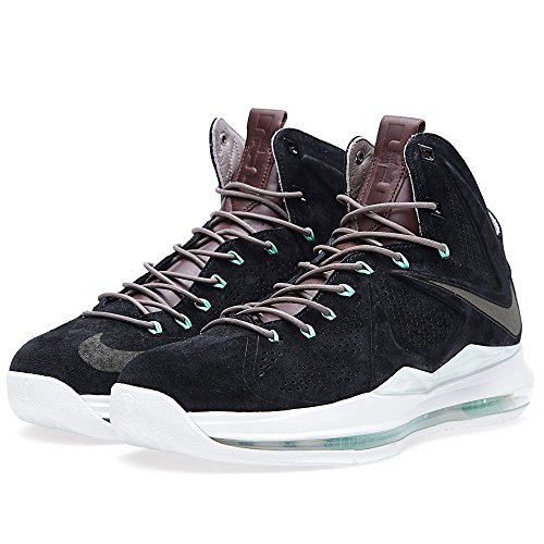 Limited Edition Lebron X Ext Qs Sport Style formateur Chaussures Multicolore