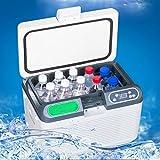 Mini réfrigérateu De portable Compresseur De Voiture Avec La Connexion 12/24/220 Volts Pour Des Voitures Et Des Camions Capacité 19L