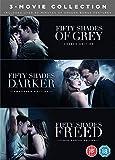 Fifty Shades Freed 3-Movie Boxset (DVD + Bonus Disc)