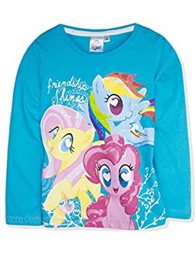 My Little Pony Licensed - Camiseta de manga larga - para niña