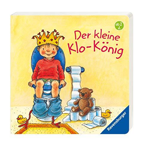 Der kleine Klo-König (Geschenk Ideen Für Die 1jahre Alte Mädchen)