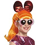 Disguise Blossom Powerpuff Girls Cartoon Network Wig, One Size Child, One Color by Disguise