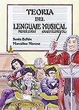 Teoría del lenguaje musical, 1 grado elemental