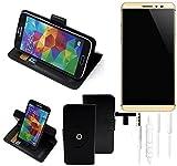 TOP SET: 360° Schutz Hülle Smartphone Tasche für coolpad