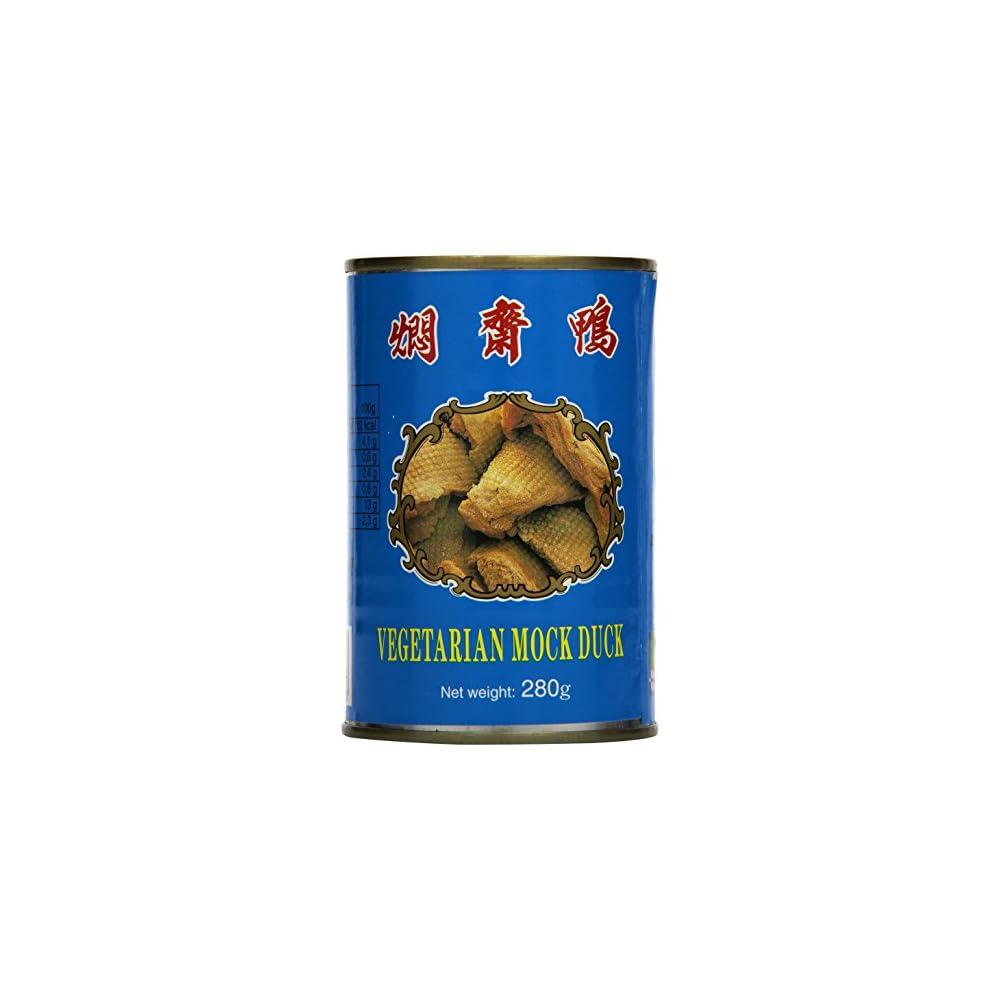 Wu Chung Mock Ente Vegetarisch 4er Pack 4 X 280 G