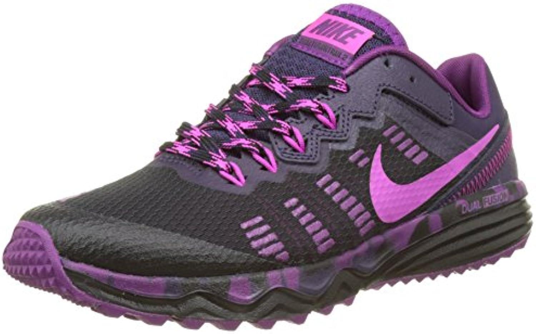 cheap for discount 96c9d 373ff NIKE WMNS WMNS WMNS Dual Fusion Trail 2 Laufchaussures , Chaussures de  Running Comp eacute tition FemmeB01COKFG70Parent a948a1