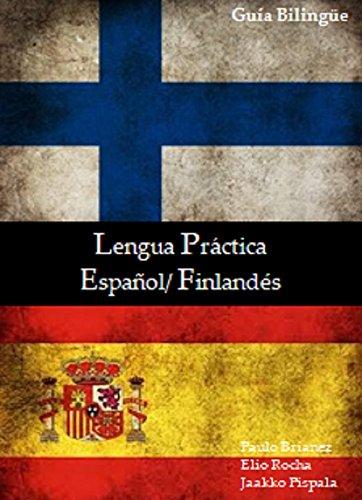 Lengua práctica: español / finlandés por Paulo Brianez