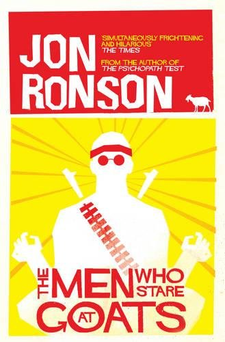 The Men Who Stare At Goats por Jon Ronson